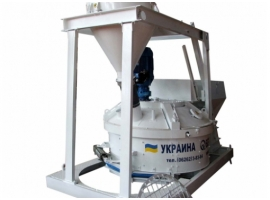 Vibropress equipment